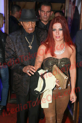 MJ_Father Michael Jackson's Dad spotted with Sexy Young New Girlfriend | Photos