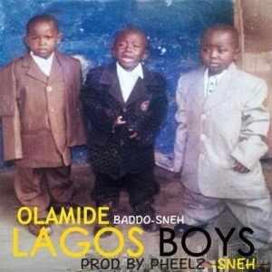 Olamide-Lagos Download MP3: Olamide [@olamide_ybnl] – Lagos Boys