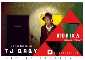 TJ-Baby-MONIKA-Produced-By-Xray-300x211 Download MP3: TJ Baby [@tjbabymathew] - Monika (Produced By Xray)