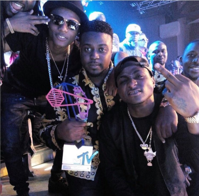 Wizkid-Adewale-Davido Believe or Not, Wizkid & Davido's Collabo sets to Drop Next Month