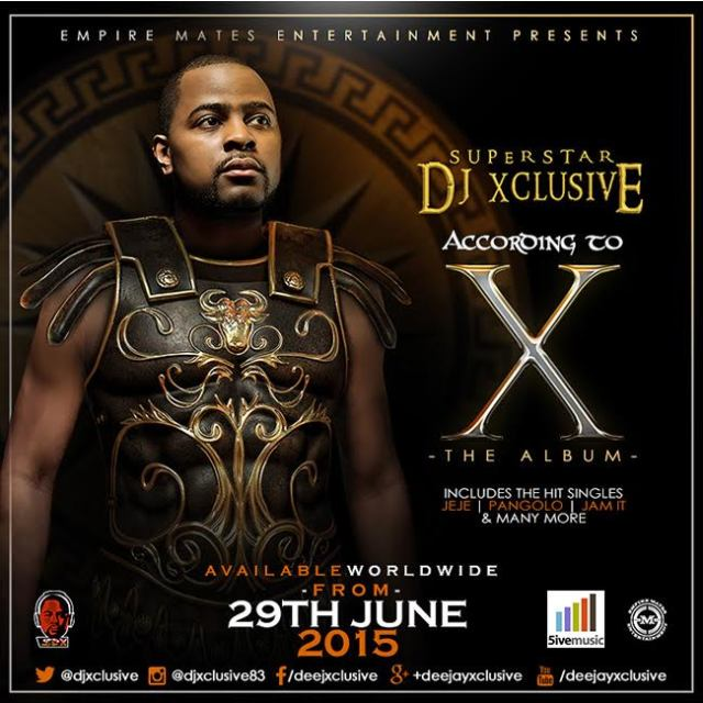 X Download MP3: Dj Xclusive [@djxclusive] - All I See Is Me ft. Phyno