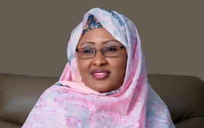 aisha-buhari Aisha Buhari Says She Still Cooks For Her Husband