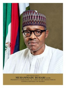 buhariii Buhari Fires Chief Security Officer for Allegedly Leaking His Itinerary to Diezani
