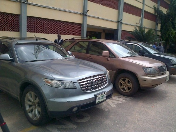 car The Ikorodu Robbers Bought Expensive Vehicles After The Robbery | Photos