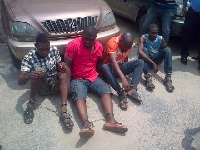 car2 The Ikorodu Robbers Bought Expensive Vehicles After The Robbery | Photos