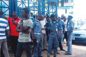 customs Nigerian Customs Seize N63m worth of Frozen Poultry Products in Ogun State
