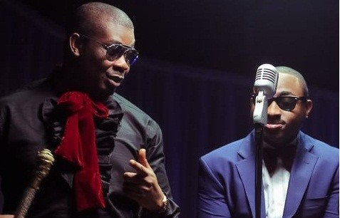 don-jazzy-and-davido Winner Takes All: Donjazzy and Davido Place N5m Bet on Fifa 15' Game