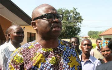 "Fayose ""Probe Your Election into Government First"" - Gov. Ayo Fayose tells Buhari"