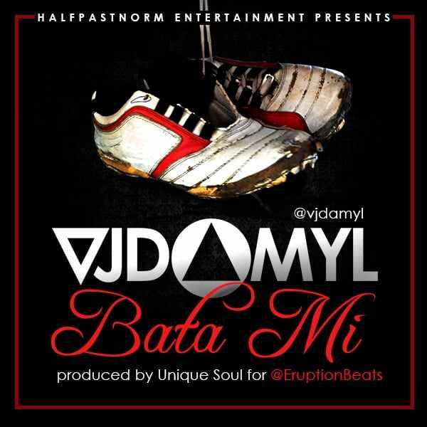 VJ-Damyl_Bata-Mi_Art Download MP3/Lyrics: VJ Damyl [@vjdamyl] - Bata Mi