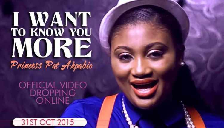 Download Mp4: Princess Pat Akpabio @patakpabio – I Want To Know You More