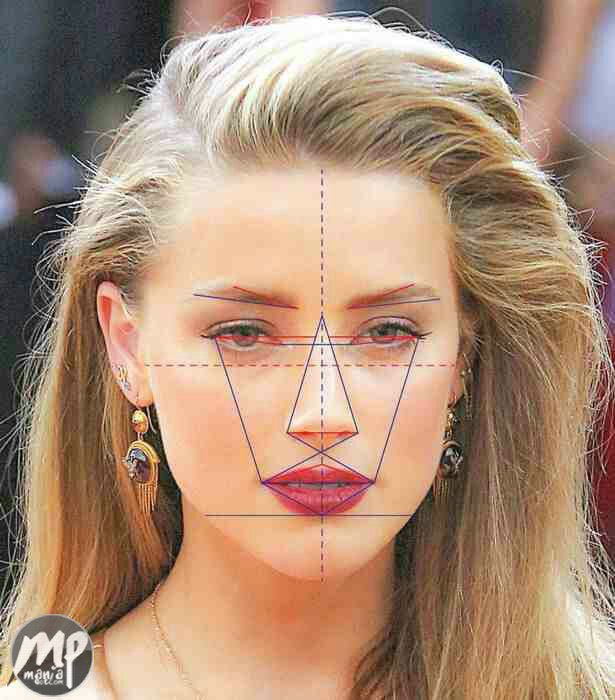 wp-1468568491699-1 Amber Heard's Face Named As The World's Most Beautiful Face