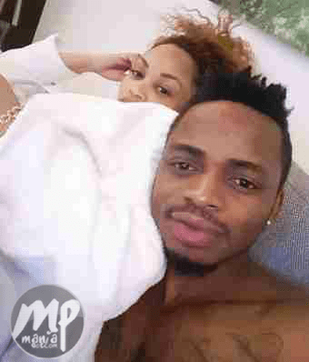 wp-1469899069566-1 Photos of Diamond Platnumz With his Daughter & Babymama