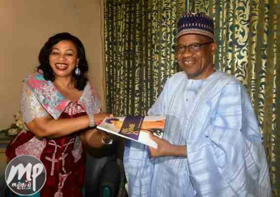 wp-1469901161873-1 Folorunsho Alakija seen with former Head of State, Gen. Ibrahim Babangida