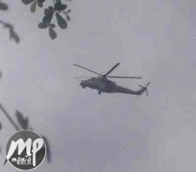 wp-1469990299218-1 Nigerian Military bombard Ijaw militants in Ogun State From Air
