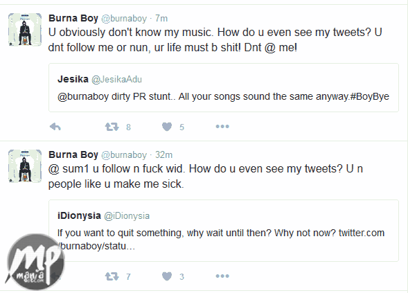 wp-1471502862114-1 Burnaboy wants to quit music, See when...