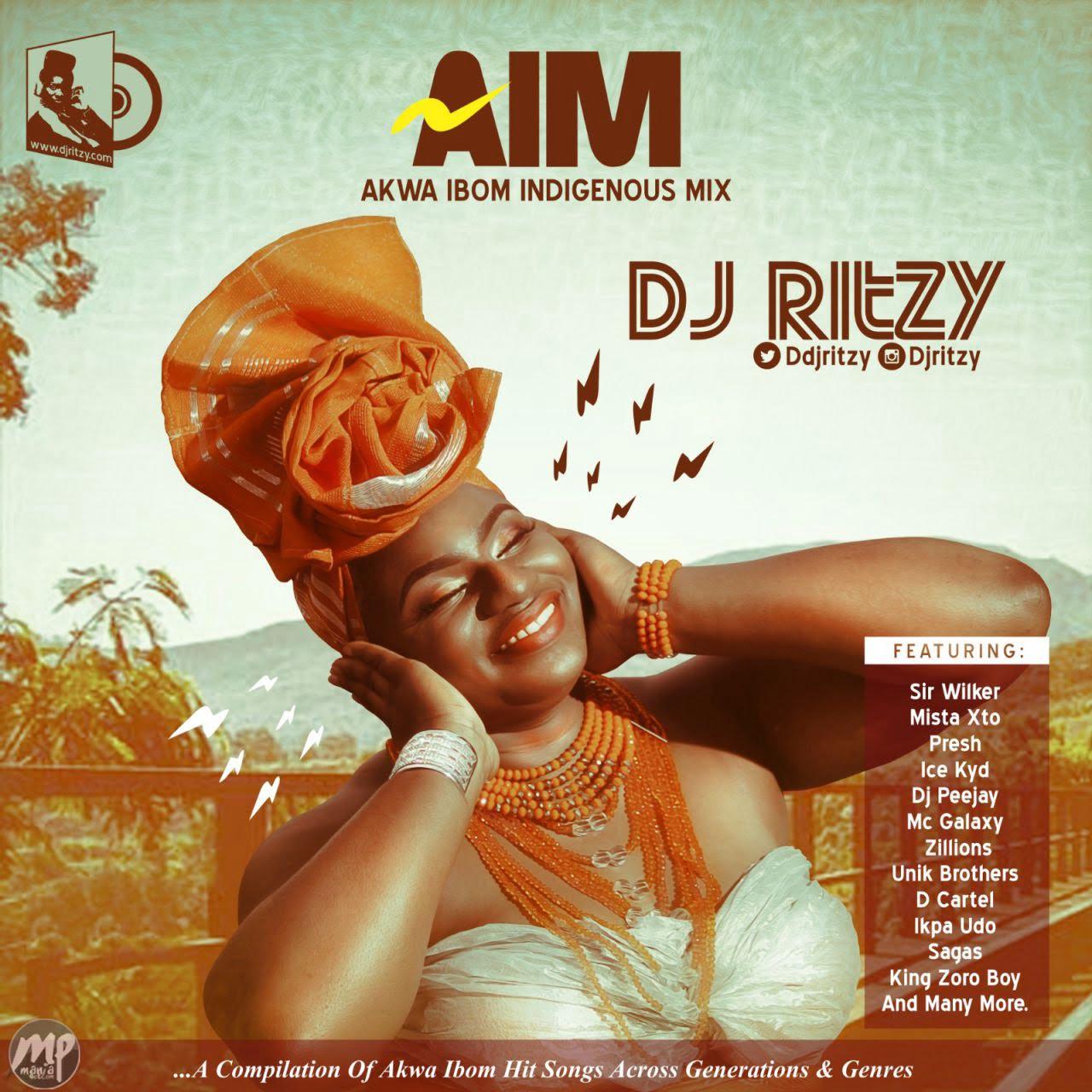 MP3: DJ Ritzy - AIM  
