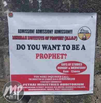 wp-1479885927288 Wow! Just Wow! Prophet Advert Seen In Port Harcourt