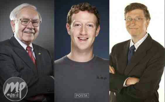 wp-1483695363294 Cheerful givers! Checkout the 10 most generous billionaires in the world