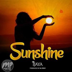 """Sunshine-300x300 MP3: Ijaya - """"Sunshine"""""""