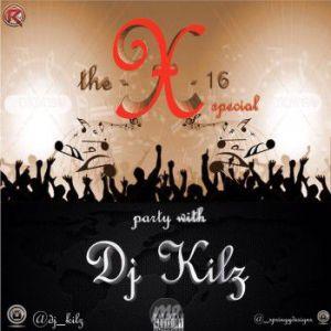 """dj-300x300 DOWNLOAD DJ Kilz - """"X-16 Mixtape"""""""
