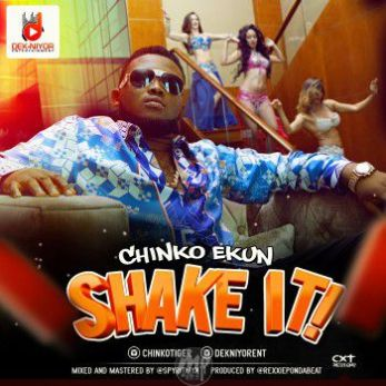 Chinko-Ekun-SHAKE-IT-Song-Art MP3: Chinko Ekun - Shake It |[@chinkoekun]