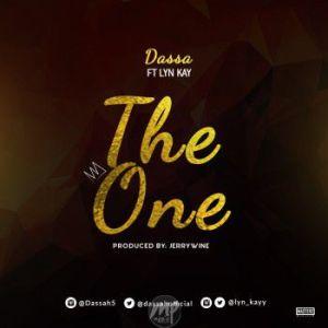 Dassa-ft.-Lyn-Kayy-The-One-Prod.-By-JerryWine-300x300 MP3: Dassa ft. Lyn Kayy - The One (Prod. By JerryWhine)