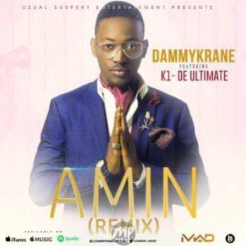 dammykranee MP3: Dammy Krane - Amin (remix) ft. KWAM 1 |[@dammy_krane]