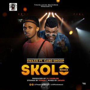 "SW-300x300 MP3: Swazzi - ""Skolo Remix"" ft Cabosnoop (Prod By Dj Coublon)"