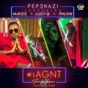 iagnt MP3: Pepenazi - I Aint Gat No Time (Female Remix) ft. Lucy Q, Phlow & Mz Kiss  [@pepenazi]