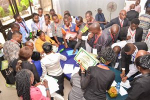 DSC_3353-300x200 Lagos State Environmental Protection Agency Collaborates With Rotimax Ltd To Organise Seminar On Principles Of Fumigation