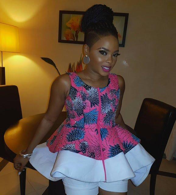 Chidinma Ekile Stuns in New Photos