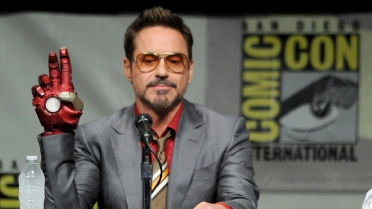 Police Declares 'Iron Man' suit worn by Robert Downey Jr. Missing, Maybe Stolen