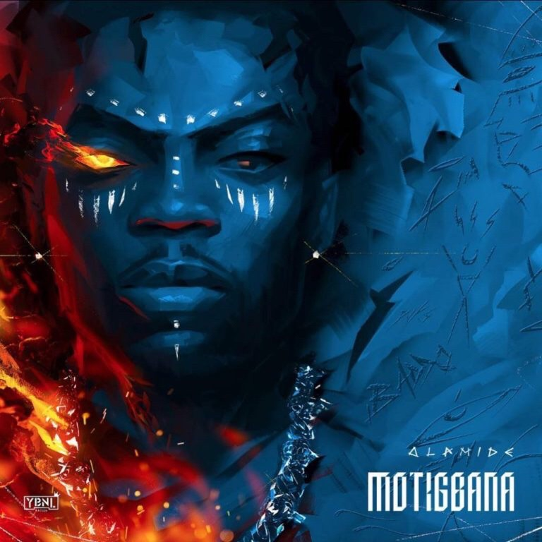 (Lyrics) Olamide - Motigbana