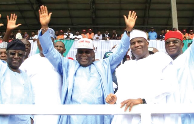 PDP's Presidential Candidate, Atiku begins Search for Running Mate