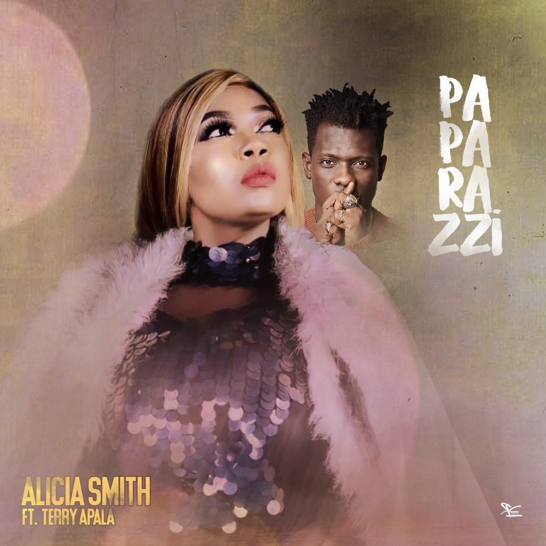 (Audio/Video) Alicia Smith - Paparazzi (ft. Terry Apala)