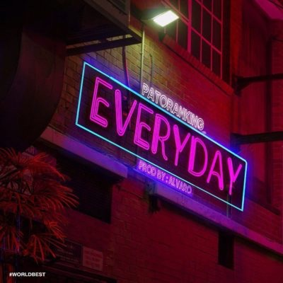 (Lyrics) Patoranking - Everyday