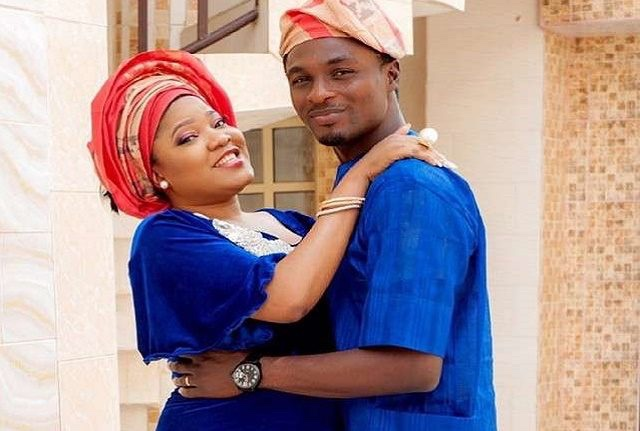 """Please Sign The Divorce Papers And Let Me Go"" - Ex-Husband, Adeniyi Johnson Begs Toyin Abraham"