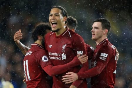 Liverpool retains Top Spot following 2-0 Win at Wolves