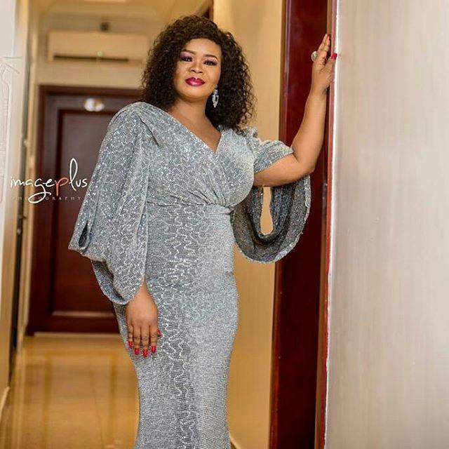 Nollywood Actress, Bimbo Oshin marks 48th birthday
