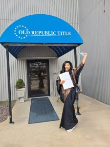 Auto Queen, Adesuwa Renee Ogiozee Closed A House Deal Worth Half A Million Dollars