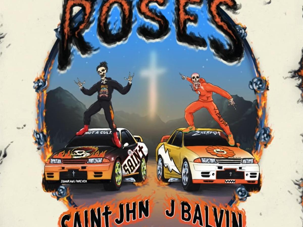 Saint Jhn Roses Imanbek Remix Latino Gang Ft J Balvin Audio Lyrics Download Mp3 Music Foreign Songs Lyrics