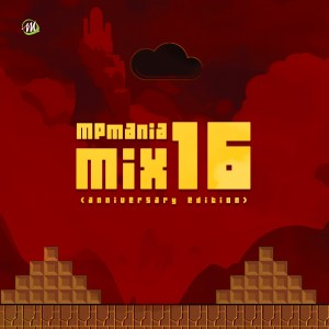 Mix 16 Artwork