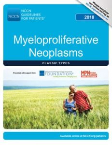 MPN Guidelines MPN Cancer Connection