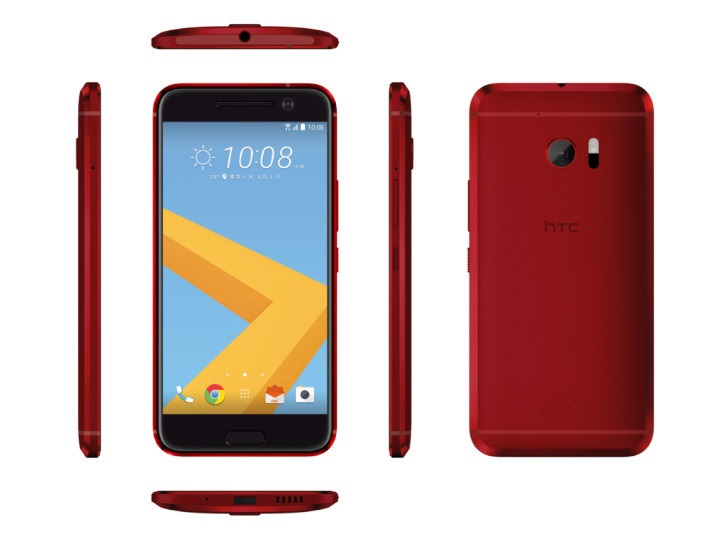 HTC-10-RED-5