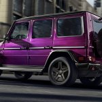 Mercedes G Wagon Supercars Gallery