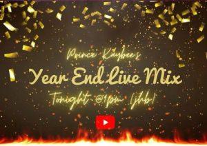 Prince Kaybee – 2020 Year End DJ Live Mix 300x212 - Prince Kaybee – 2020 Year End DJ Live Mix