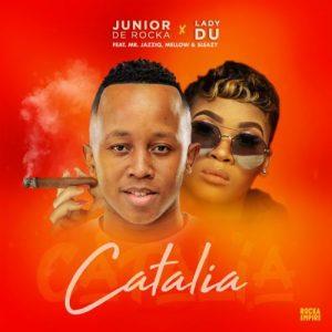 01 Catalia feat  Mr JazziQ Mellow Sleazy mp3 image Mposa.co .za  300x300 - Junior De Rocka & Lady Du – Catalia ft. Mr JazziQ, Mellow & Sleazy