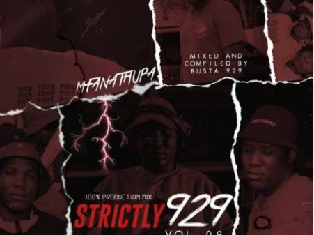 Busta 929 - Strictly 929 Vol. 09