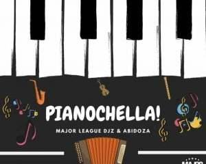 Major League DJz & Abidoza – Dinaledi Ft. Mpo Sebina Mp3 download