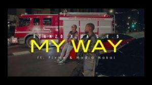 Stanzo Da L.E.S – My Way Ft. Flvme Nadia Nakai Hiphopza Mposa.co .za  300x169 - Stanzo & Da L.E.S – My Way Ft. Flvme & Nadia Nakai